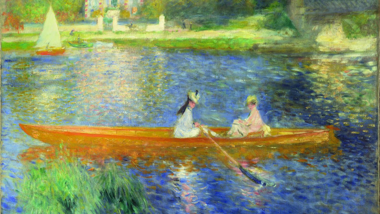 Impressionnisme la love story de l 39 eau - Salon du dessin et de la peinture a l eau ...