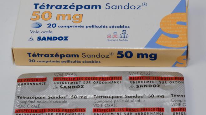 L'Agence européenne du médicament préconise la suspension du tétrazépam, en raison d'effets indésirables cutanés potentiellement graves.