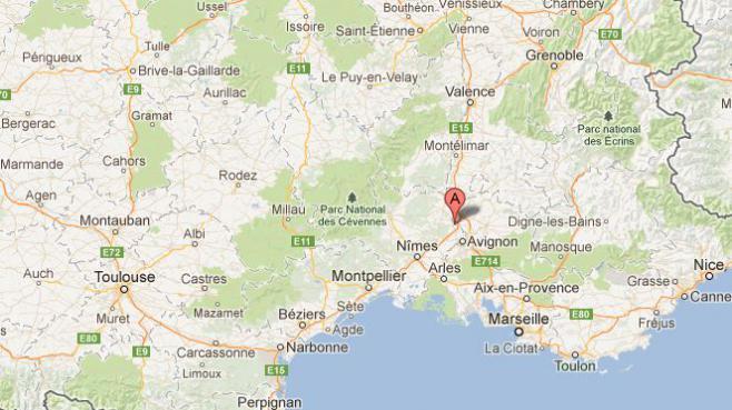 L'enfant de 3 ans était tombé dans une piscine hors-sol, lundi 6 mai, àSaint-Geniès-de-Comolas (Gard).