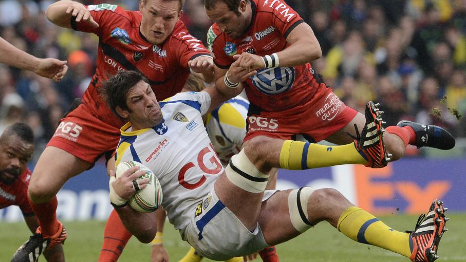 Toulon remporte la coupe d 39 europe de rugby - Diffusion coupe d europe rugby ...