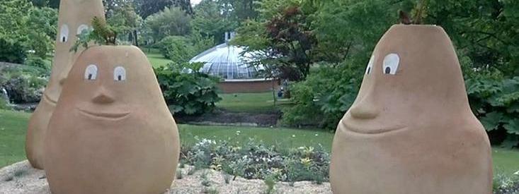 L\'univers de Claude Ponti dans le Jardin des Plantes de Nantes