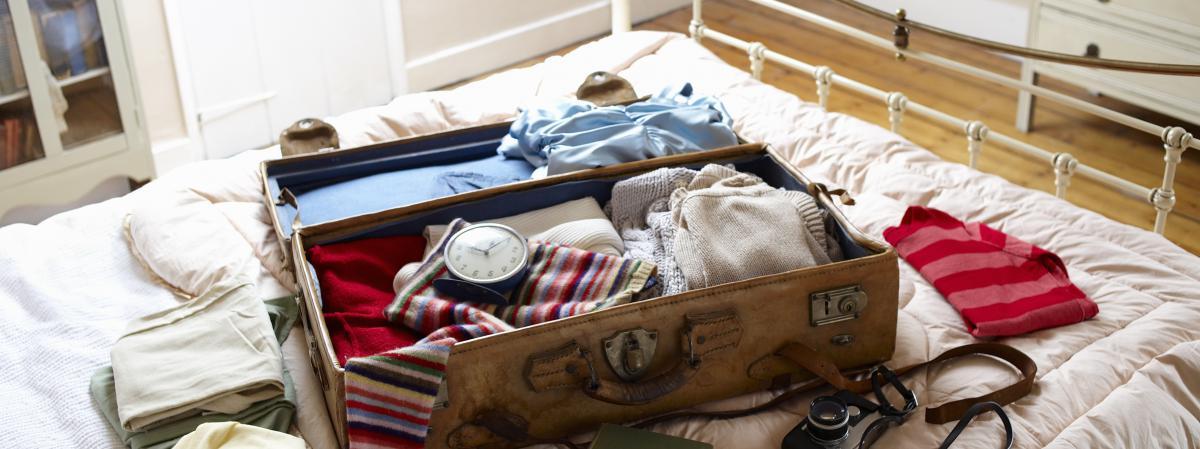 Vacances Trois Regles D Or Pour Alleger Vos Valises