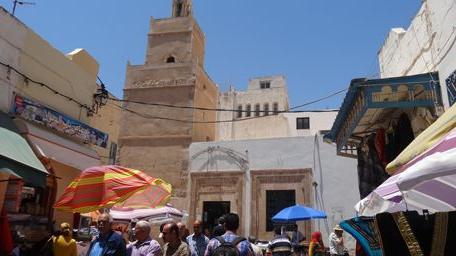 Quelque part dans la médina de Sfax...