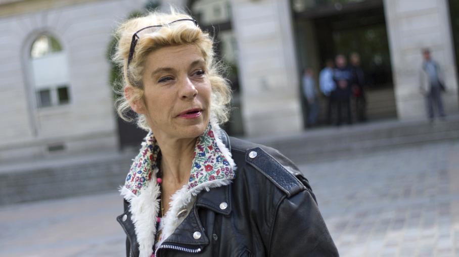 L'ex-porte-parole de la Manif pour tous, Frigide Barjot, le 29 mai 2013 à Paris.