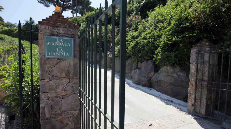 Bernard Tapie Villa St Tropez La Mandala  Millions D Euros
