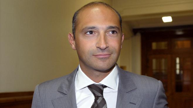 Thomas Fabius, le 1er juin 2011, au tribunal de grande instance de Paris.