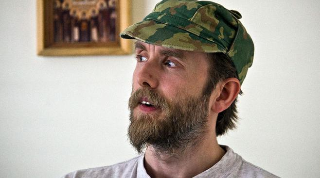 Varg Vikernes en prison en 2009.