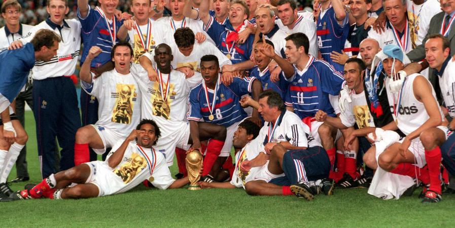 Foot la coupe du monde 1998 pas pargn e par le dopage - Vainqueur des coupe du monde ...