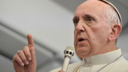 Le pape François : la nouvelle idole des jeunes
