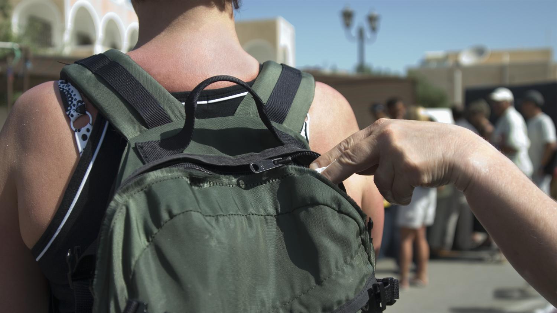 Des Les Cinq Pickpockets Pour Techniques Voler Touristes 2IW9EDH