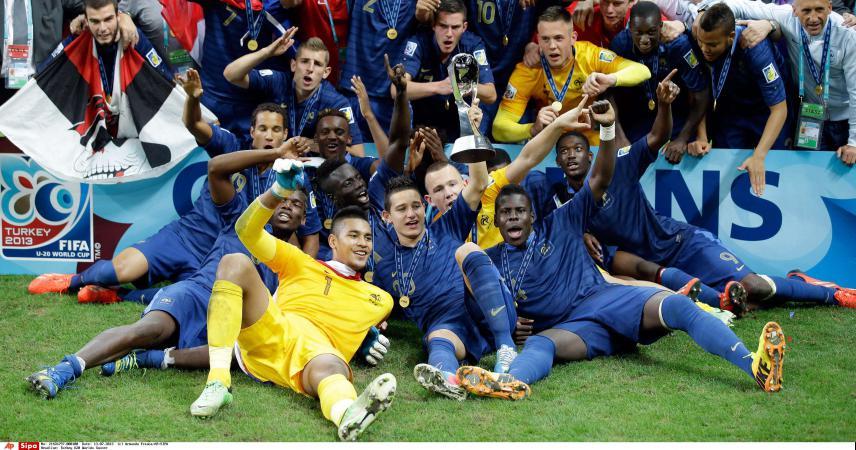 La nouvelle g n ration de footballeurs fran ais va t elle vous faire r ver - Coupe du monde moins de 19 ans ...