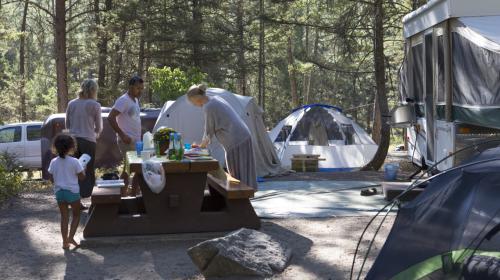 Tourisme : l'hôtellerie de plein air, un secteur en plein essor