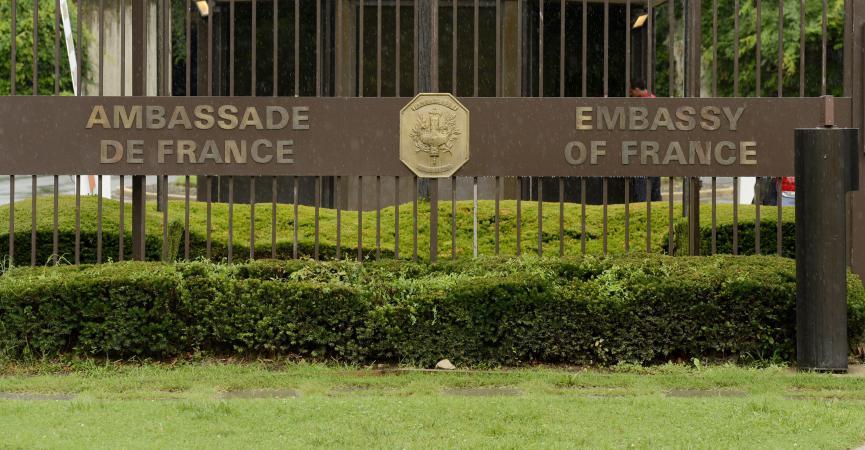 Espionnage la nsa a surveill des diplomates fran ais for Hotels unis de france