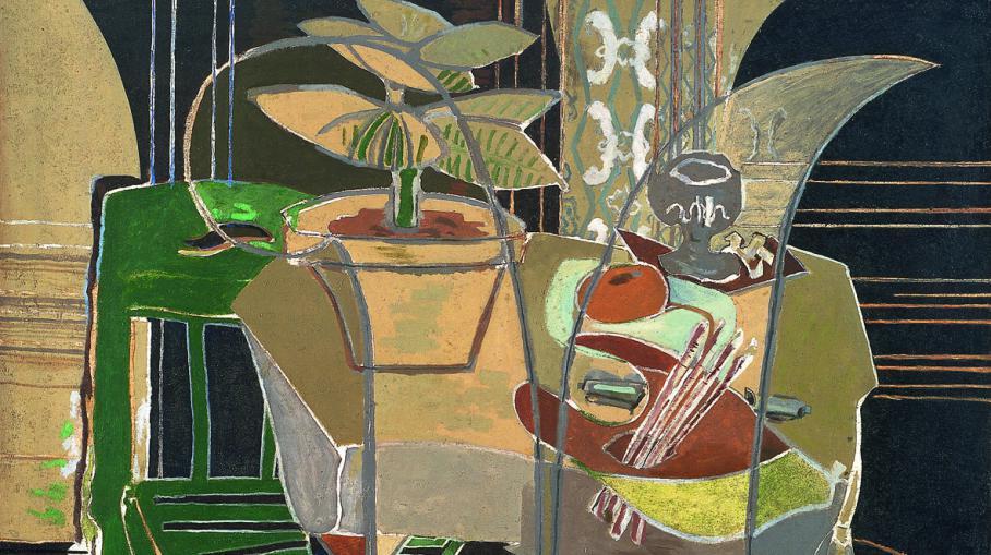 Braque n 39 est il que le poulidor du cubisme for Braque peintre