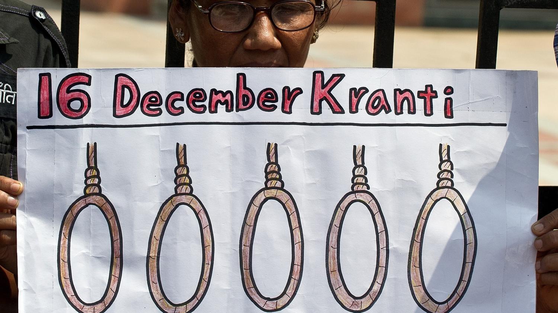viol collectif new delhi peine de mort confirm e pour les quatre accus s. Black Bedroom Furniture Sets. Home Design Ideas