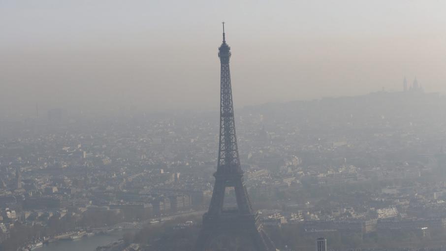 Pollution de l'air à Paris: Des mesures de restriction de la circulation en 2015