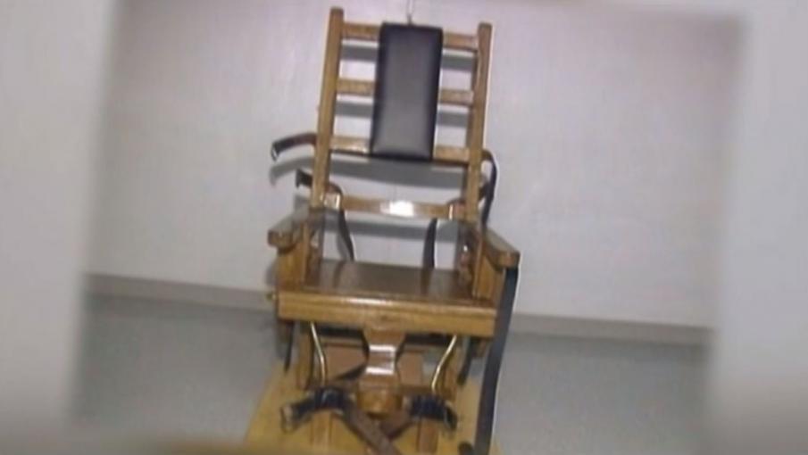 Video etats unis le bourreau qui n 39 aimait pas la peine de mort - Chaise electrique en france ...