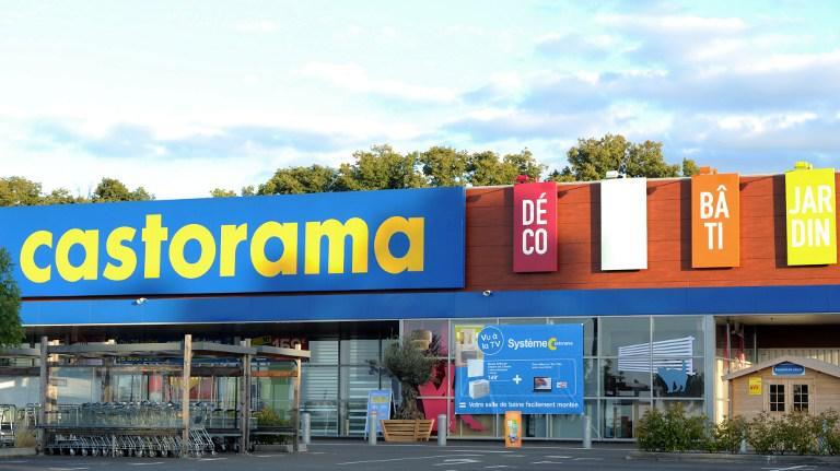 Castorama et brico d p t 500 emplois administratifs d localis s - Papier a peindre brico depot ...