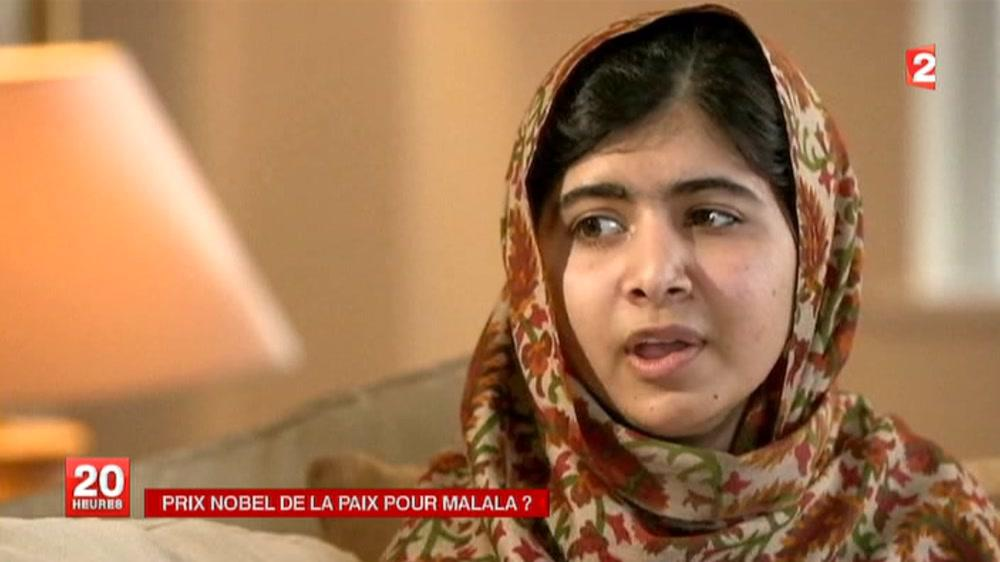malala portrait de la jeune pakistanaise en replay 8 octobre 2013. Black Bedroom Furniture Sets. Home Design Ideas