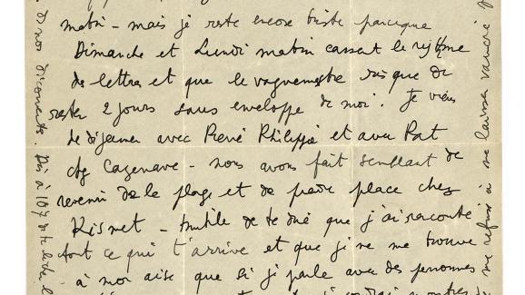 Piaf Cocteau Prévert Napoléon Leurs Lettres Damour Dans