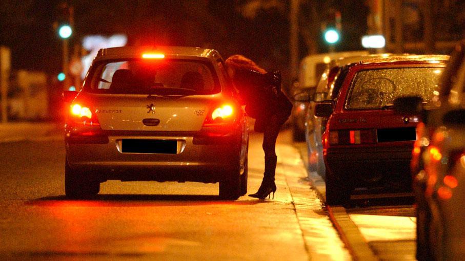 Client prostituée loi