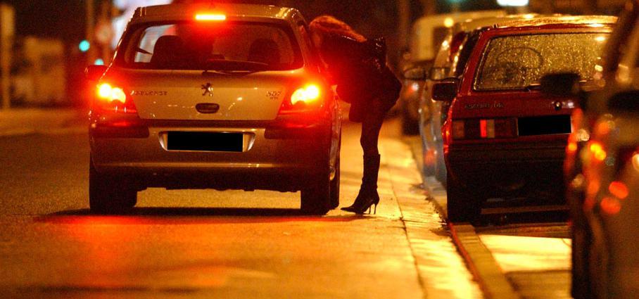 Amende prostituée