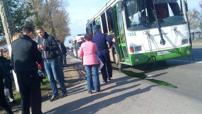 L'attentat contre un bus à Volgograd (sud de la Russie) a fait six morts, le 21 octobre 2013.