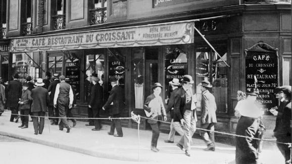Restaurant Paris Assassinat Jaures