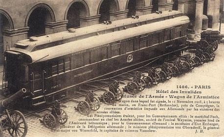 Lundi 11 novembre 1918, une journée pas comme les autres