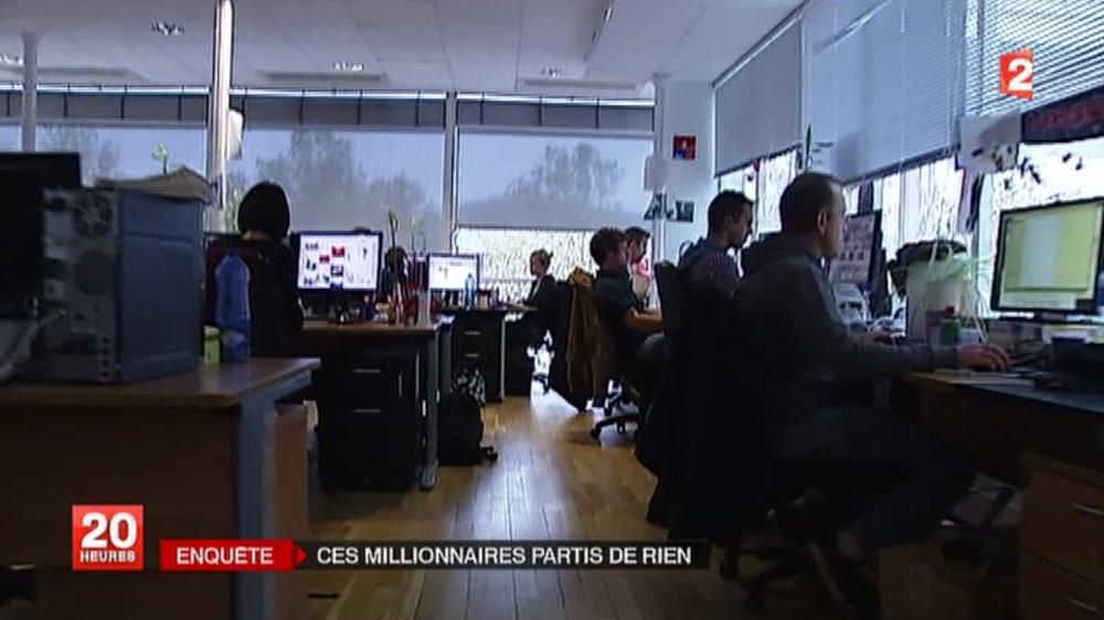 Revoir la vidéo Humanitaire - Un millionnaire pour les plus démunis sur France 2.