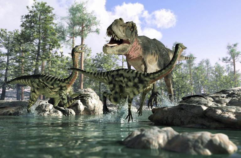 Un nouveau dinosaure g ant pourrait voler la vedette au - Liste des dinosaures carnivores ...