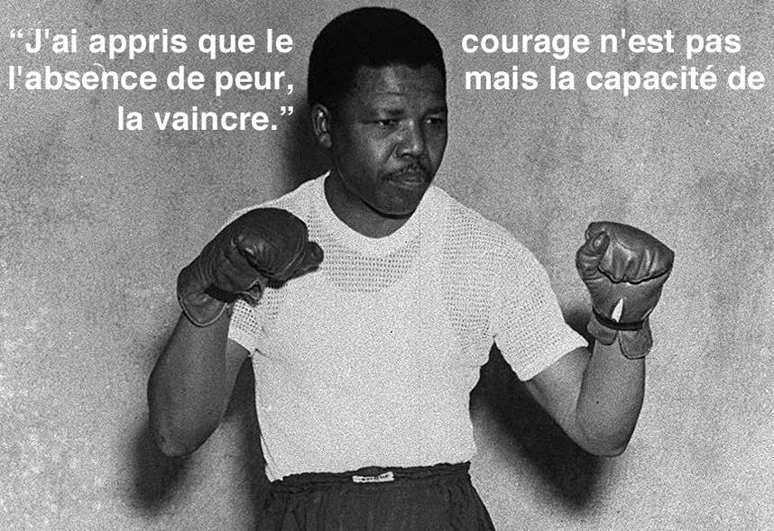 Nelson Mandela En Dix Citations