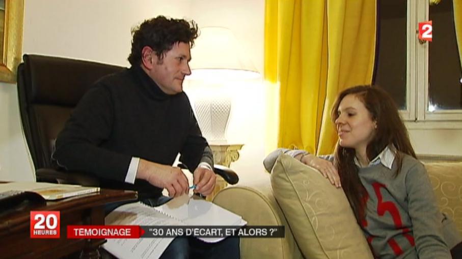 couples 20 ou 30 ans de diff rence d 39 ge en replay 9 janvier 2014. Black Bedroom Furniture Sets. Home Design Ideas