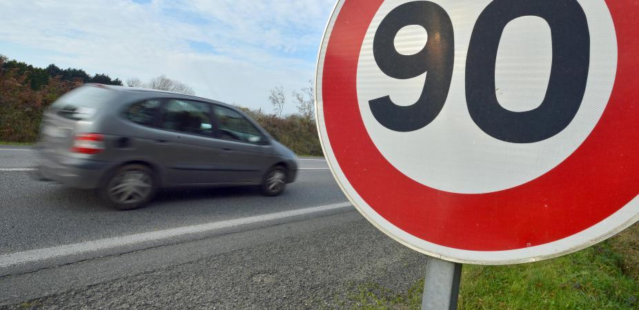 Les limitations de vitesse actuelles ont  eacute t eacute  mises en place  ... 45f733c10f7