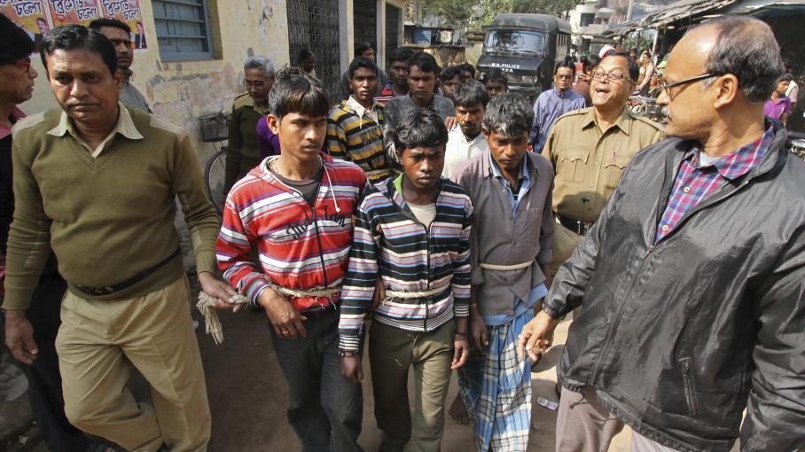 Indien Massenvergewaltigung