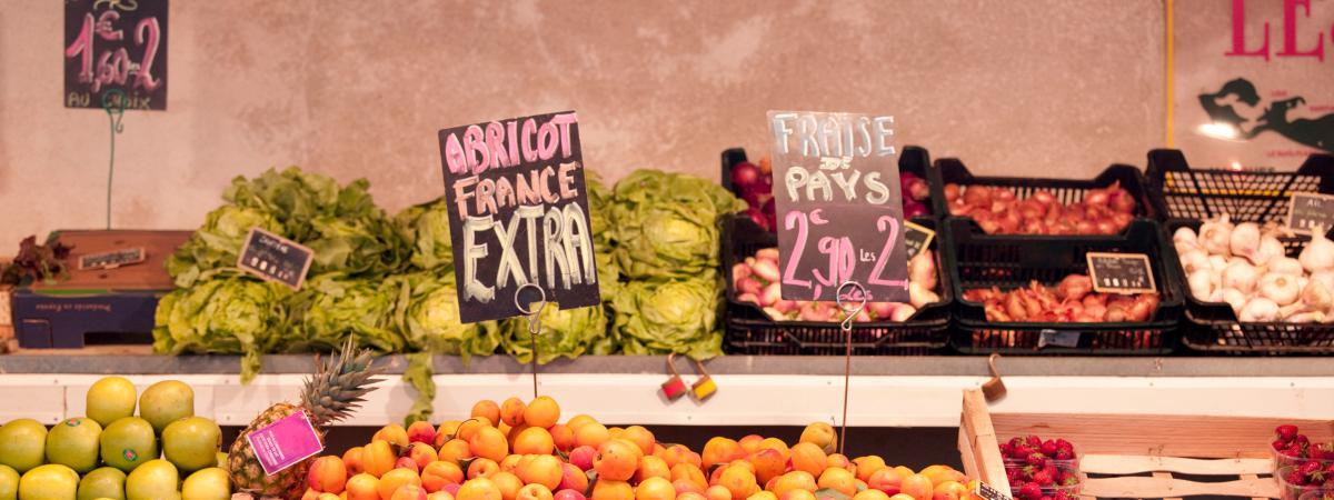 Fruits et légumes   flambée des prix cet été 7a118a60059a