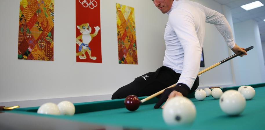 billard jeux olympiques