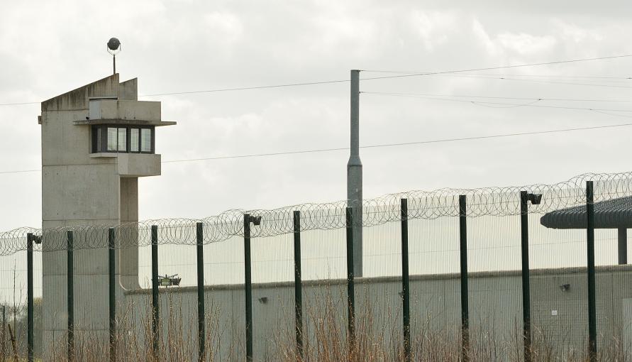 Exc d par la pr sence de rats un d tenu de la prison de for Centre des impots nice exterieur