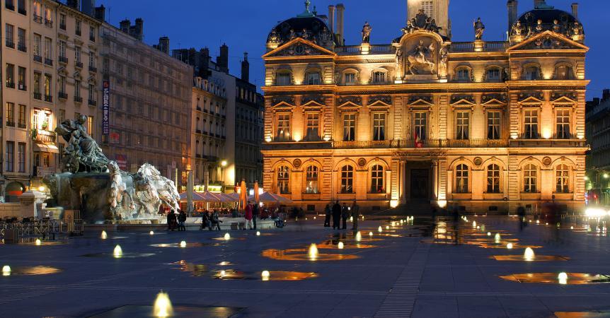 Monument Hotel De Ville Paris