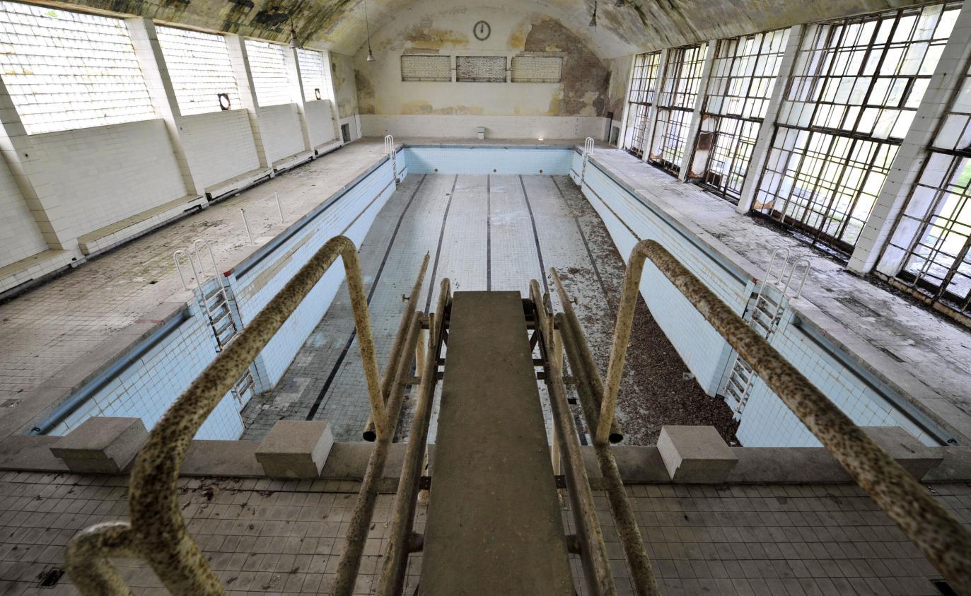 Quatre sites olympiques laiss s l 39 abandon for Club de natation piscine parc olympique