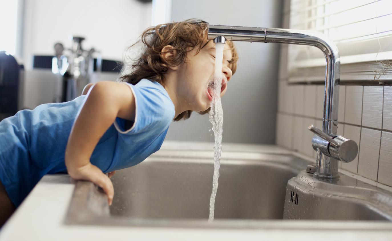 Votre eau du robinet est-elle polluée