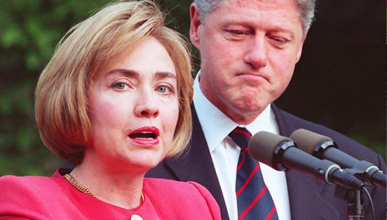 Que R V Lent Les Archives D 39 Hillary Et Bill Clinton