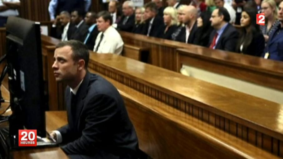 afrique du sud l 39 athl te oscar pistorius face aux juges en replay 3 mars 2014. Black Bedroom Furniture Sets. Home Design Ideas