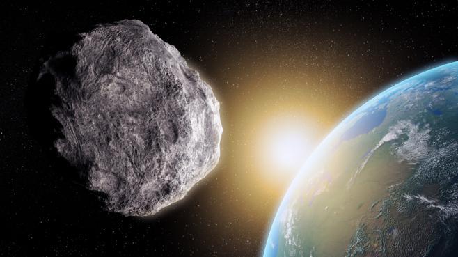 Long de 25 mètres,2014 DX110 va passer à345 000 km seulement de la Terre.