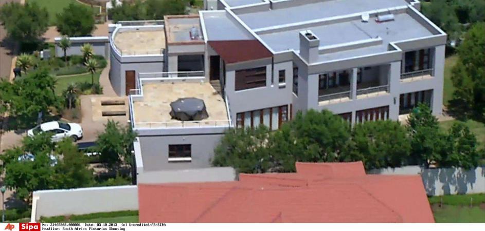 Pour payer son proc s oscar pistorius vend la maison o for Angelina maison de l afrique