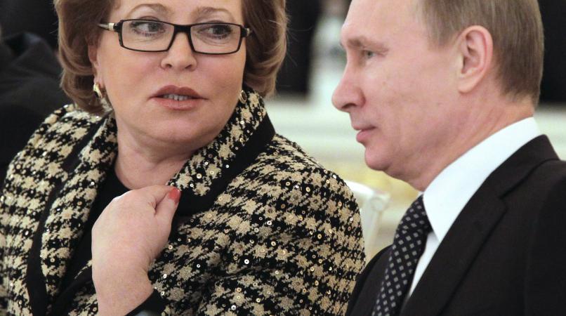 Chapitre 4 Le President de la Fdration de Russie