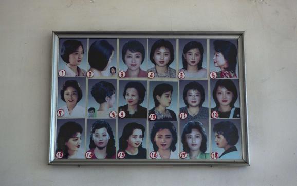 Liste de coupes de cheveux masculins et fГ©minins
