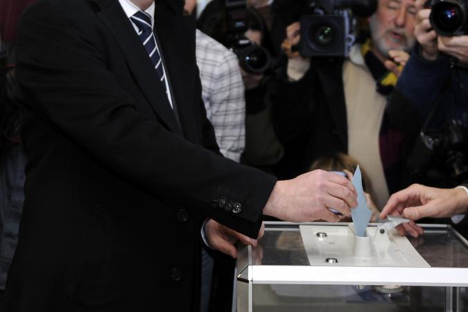 Bureau de vote toulouse unique campagne moudenc décor