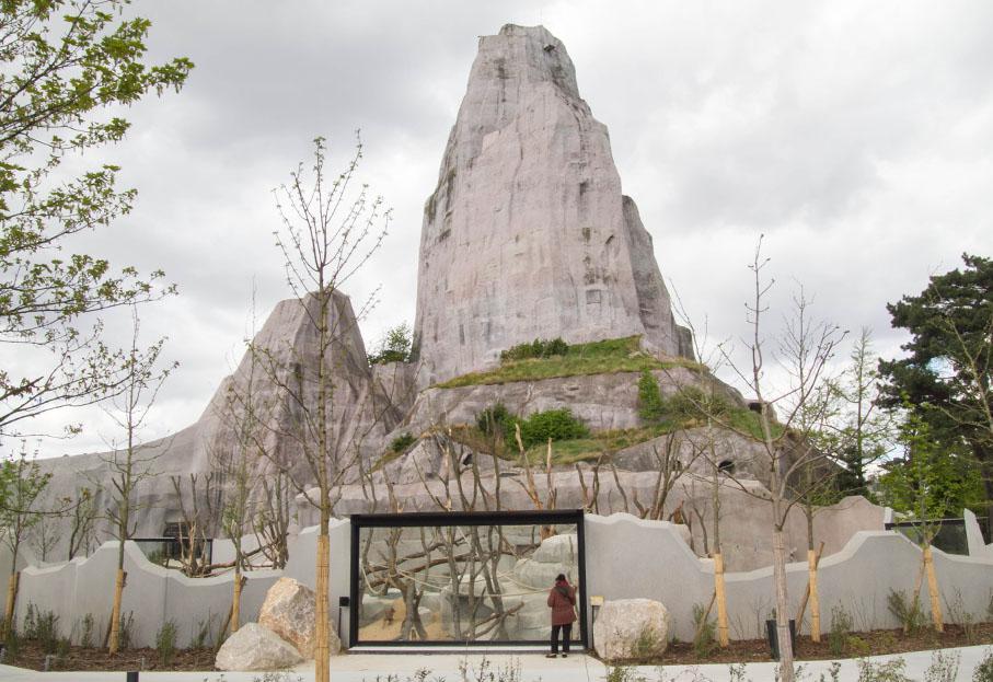 Nouveau zoo de vincennes