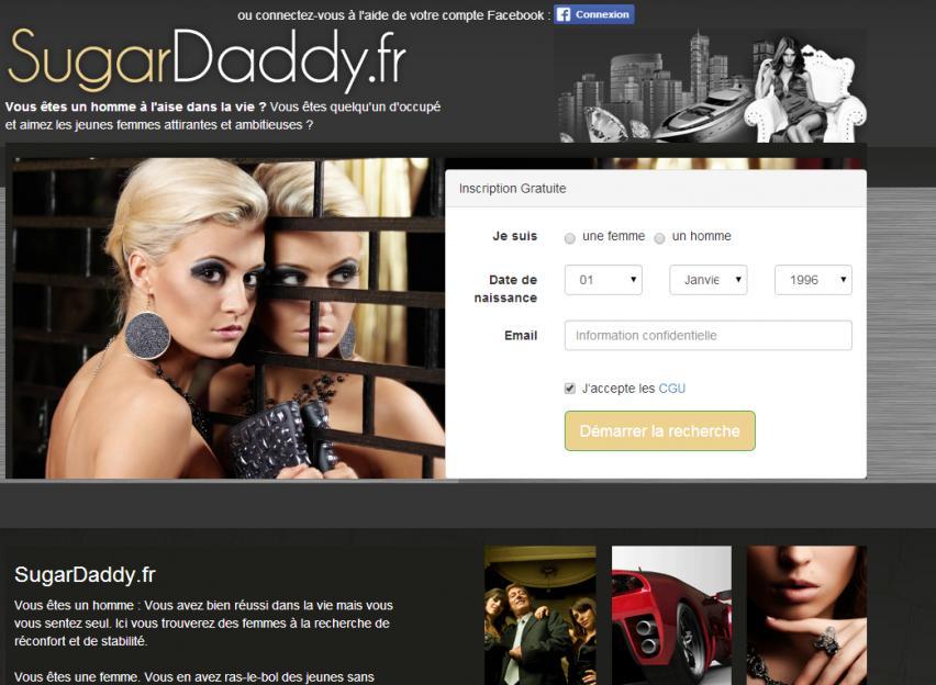 Un site dédié autant à la rencontre gay mature entre seniors qu'aux annonces de sugar daddy gay!